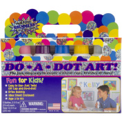 Do-A-Dot Art! Sponge Tip Applicators 70ml 6/Pkg-Shimmer