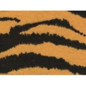 "Printed Felt 23cm X12""-Tiger"