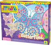 Sticky Mosaics Butterflies