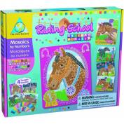 Sticky Mosaics The Original Line Riding School