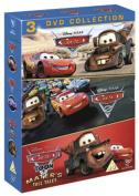 Cars/Cars 2/Cars Toon - Mater's Tall Tales [Region 2]