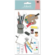Jolee's Boutique Le Grande Dimensional Foam Sticker-Art Supplies