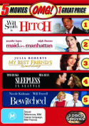 Bewitched (2005) / Hitch / Maid in Manhattan / My Best Friend's Wedding / Sleepless in Seattle