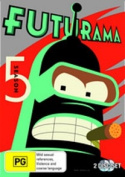 Futurama: Season 5 [Region 4]