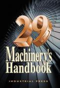 Machinery's Handbook, Large Print [Large Print]