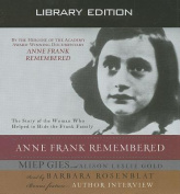 Anne Frank Remembered [Audio]