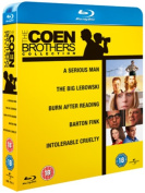 The Coen Brothers Collection [Region B] [Blu-ray]