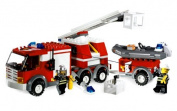 LEGO City 7239: Fire Truck