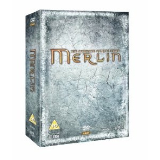 Merlin: Complete Series 4