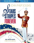 Stars and Stripes Forever [Region 1] [Blu-ray]
