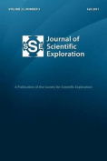 Journal of Scientific Exploration 25