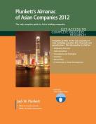 Plunkett's Almanac of Asian Companies 2012