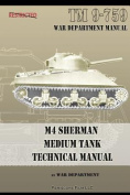 M4 Sherman Medium Tank Technical Manual