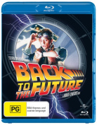 Back to the Future [Region B] [Blu-ray]