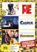 Casper / Despicable Me / Peter Pan