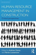 Human Resource Management in Construction