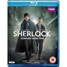 Sherlock: Series 2 [Region 2] [Blu-ray]
