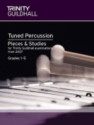 Percussion Exam Pieces & Studies Tuned Percussion