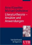 Literaturtheorie - Ansatze Und Anwendungen [GER]