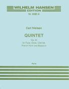 Quintet Op. 43: Parts