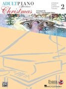 Adult Piano Adventures Christmas - Book 2