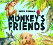 EDC Publishing 978-1-61067-045-6 Monkeys Friends