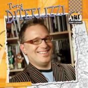 Tony DiTerlizzi (Checkerboard Biography Library