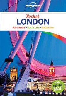 Lonely Planet Pocket London [With Pull-Out Map]