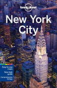 Lonely Planet New York City [With Map]