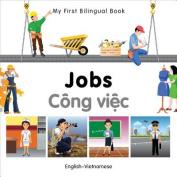 My First Bilingual Book - Jobs (My First Bilingual Book) [Board book]