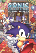 Sonic the Hedgehog Archives, Volume 18
