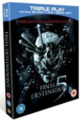 Final Destination 5 [Region 2] [Blu-ray]