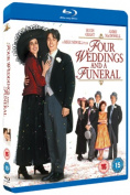 Four Weddings and a Funeral [Region B] [Blu-ray]