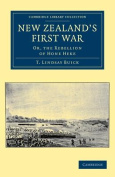 New Zealand's First War
