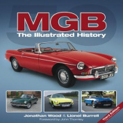 MGB: The Illustrated History
