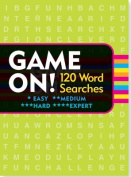 Game On! Puzzle Books Word Searches