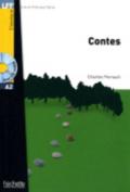 Les Contes + CD Audio MP3  [FRE]