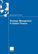 Strategic Management in Islamic Finance