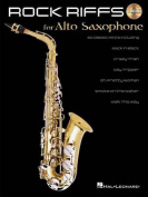 Rock Riffs for Alto Saxophone [With CD (Audio)]