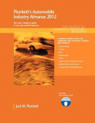 Plunkett's Automobile Industry Almanac 2012