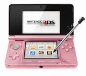 Nintendo 3DS Console Lavender Pink