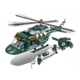 Banbao Medical Helicopter