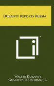 Duranty Reports Russia