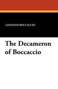 The Decameron of Boccaccio