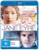 Jane Eyre [Region 2] [Blu-ray]