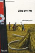Cinq Contes + CD Audio MP3 (B1) [FRE]