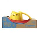 Tug Boat Yellow