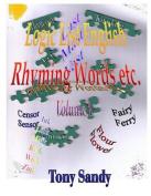 Logic List English - Rhyming Words Ect. - Volume 1