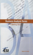 Business Analysis Terms
