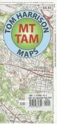 Mt. Tamalpais Trail Map-